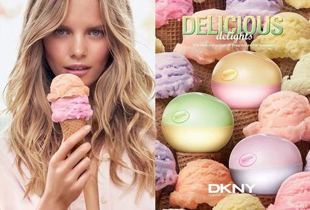 La familia DKNY Delicious se amplia este 2015