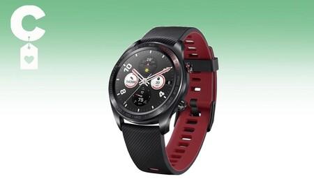Este smartwatch de Honor es un regalazo para el Día del Padre y tiene un descuento brutal: llévate un Watch Magic por 39,90 euros
