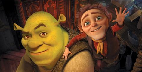 'Shrek:Felicesparasiempre',primeraimagenoficialdelacuartayúltimaentrega
