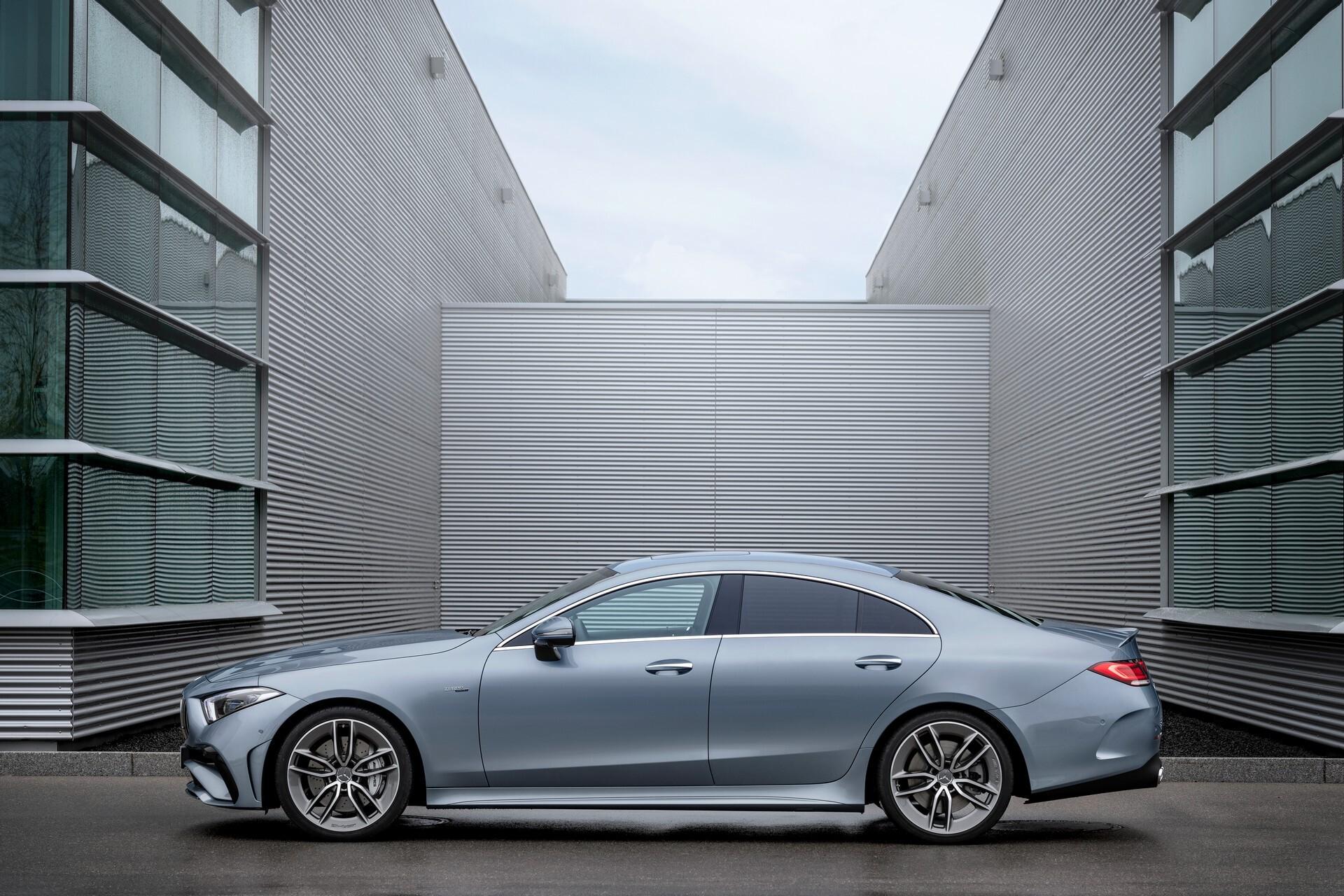 Foto de Mercedes-Benz CLS 2022 (47/63)