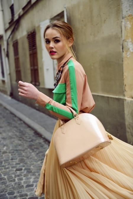Moda y blogs 135: entre el invierno y la primavera
