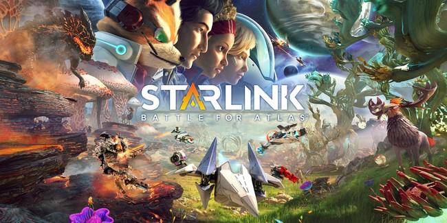 Las cuatro claves de Starlink: Battle for Atlas, el ambicioso shooter con naves modulares
