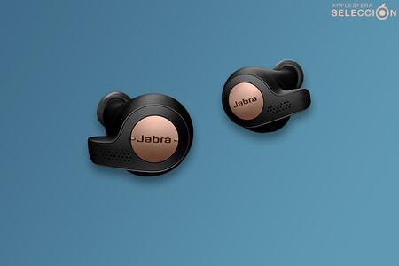 Los auriculares deportivos Jabra Elite 65t son un chollazo por el Black Friday: rebajadísimos en Amazon a 69,99 euros, su mínimo
