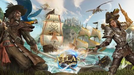 Atlas, el MMO de piratas de Studio Wildcard, retrasa su llegada a Steam para la semana que viene