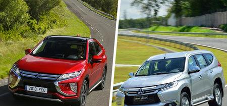 ¡Confirmado! Los Mitsubishi Eclipse Cross y Montero Sport llegarán a México