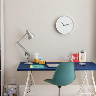 Tres ideas para renovar la zona de escritorio, para vuelta al cole, con una mano de pintura