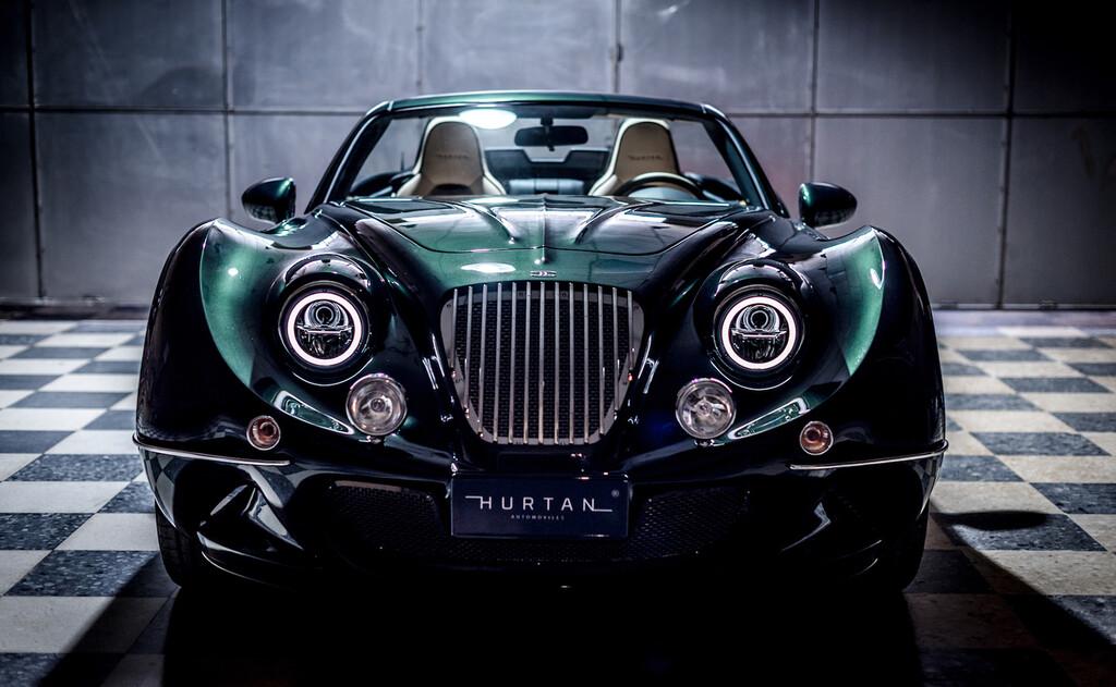 Hurtan Gran Albaycín: la promesa española de un roadster de lujo limitado a 30 unidades y basado en el Mazda MX-5