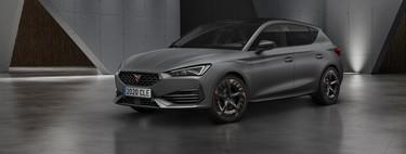 ¡Espectacular! El nuevo CUPRA León tendrá hasta 310 CV y un variante híbrida enchufable de 245 CV, la primera en CUPRA