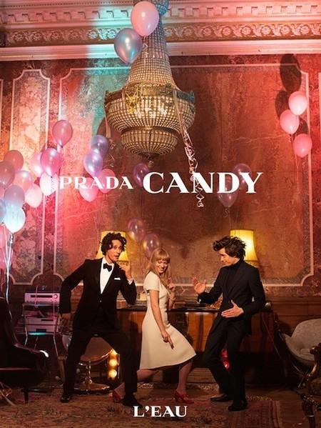 Lo que un perfume es capaz de hacer: Prada Candy