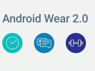 Estos son los smartwaches que podrían recibir Android Wear 2.0