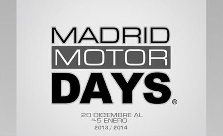 Madrid Motor Days: del 20 de diciembre al 5 de enero en IFEMA
