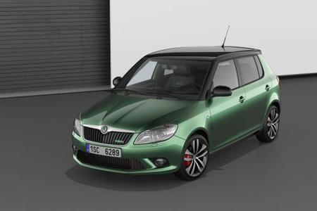 Škoda Fabia RS, 180 CV desde 18.170 euros