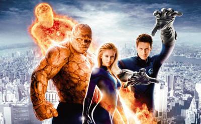 Cómic en cine: 'Los cuatro fantásticos', de Tim Story