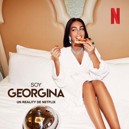 Georgina Rodríguez tendrá su propio reality (al más puro estilo Kardashian) en Netflix