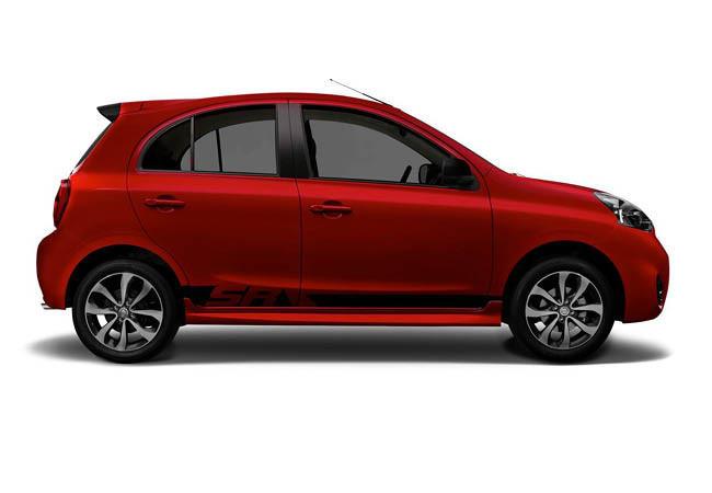 Llega a México el Nissan March 2014, ahora con navegador