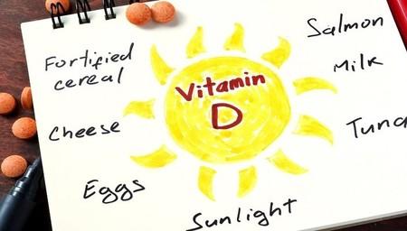 Los altos niveles de vitamina D no sólo protege los huesos, sino también nos aleja del cáncer