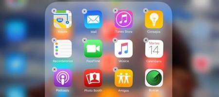 ¡Oh, decepción! Apps eliminadas de iOS 10 no desaparecen realmente ni liberan espacio