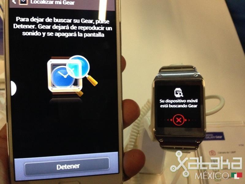 Foto de Samsung Galaxy Gear en México (11/12)