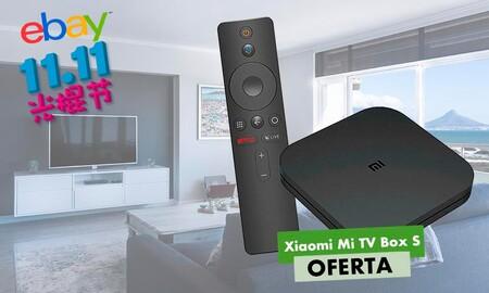 Chollo: por el 11 del 11 tienes la Xiaomi Mi TV Box S en eBay a unos ajustados 45,89 euros