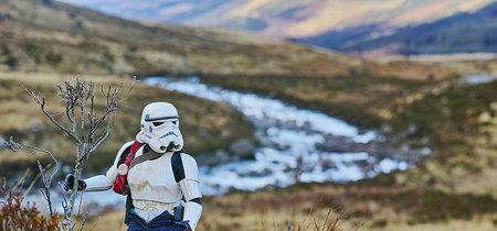 'Have you seen Eric?', el soldado imperial que se escapó de las películas de Star Wars