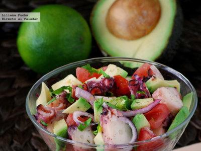 17 Recetas para disfrutar cocinando con pulpo