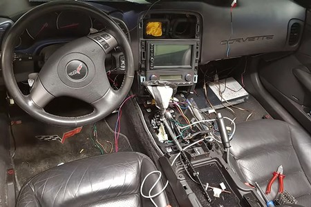 Chevrolet Corvette Radiocontrol 1