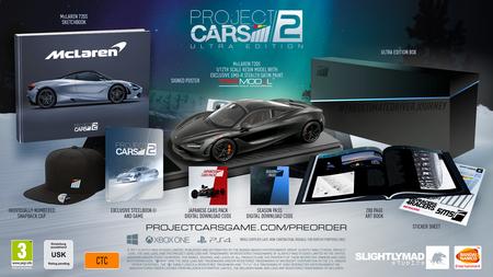 Project Cars 2 Edicion Ultra