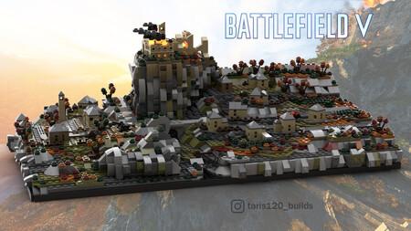Battlefield Lego