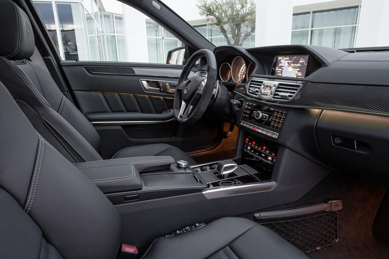 Foto de Mercedes-Benz E 63 AMG 2013 (30/31)