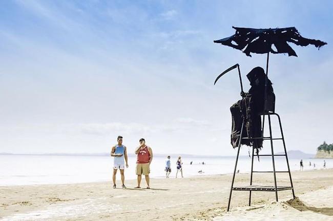 Grim Reaper Beach Instagram