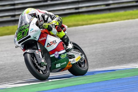 Lecuona Tailandia Moto2 2019