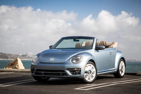 """El CEO de Volkswagen da un """"no"""" rotundo a una versión eléctrica del Beetle"""