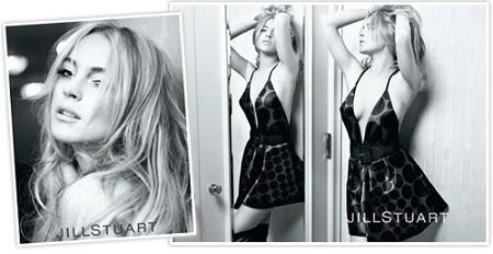 Más fotos de Lindsay Lohan para Jill Stuart