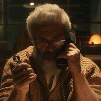 Primer vistazo a 'Fatman': Mel Gibson es un Santa Claus amenazado por un asesino a sueldo contratado por un niño cabreado