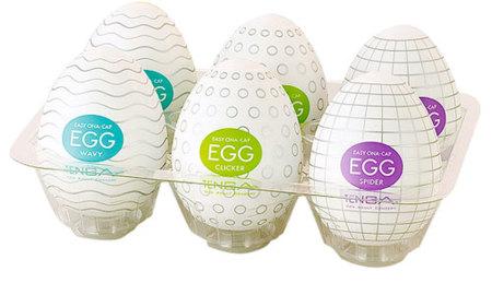 Eggs masturbador