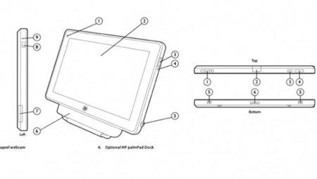 ¿Es la PalmPad una HP Slate reciclada?, podría ser presentada en el CES