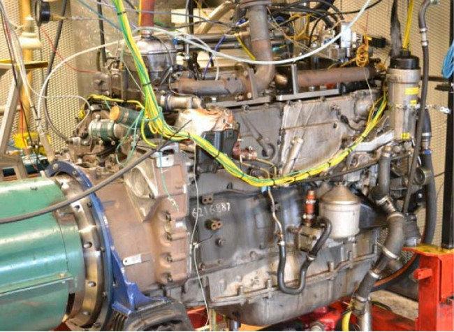 Motorización híbrida de aire comprimido