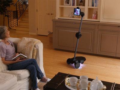 Ohmni, un robot de telepresencia que podrás controlar desde cualquier parte del mundo