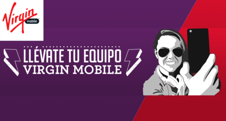 Virgin México, ya ofrece equipos para sus clientes