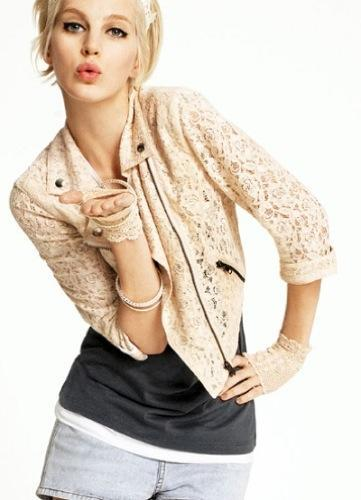 H&M Divided para mujer esta Primavera-Verano 2010