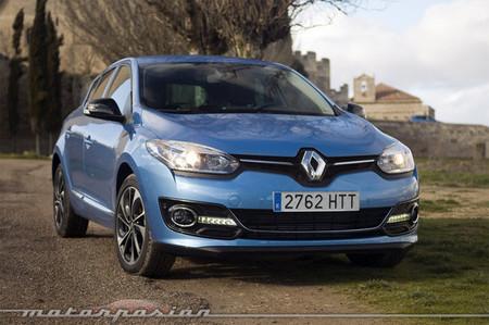 Renault Megane 2014, toma de contacto