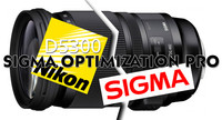 Sigma anuncia su solución ante los problemas de compatibilidad de sus objetivos con la Nikon D5300