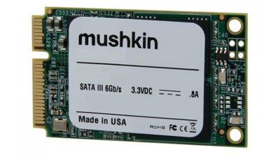 Mushkin lanza su primera unidad mSSD de 480GB