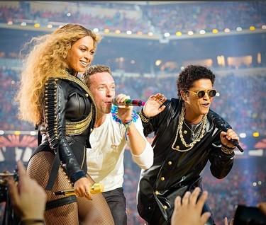 Superbowl 2016: Así lo vivieron Lady Gaga, Coldplay, Beyoncé y Bruno Mars