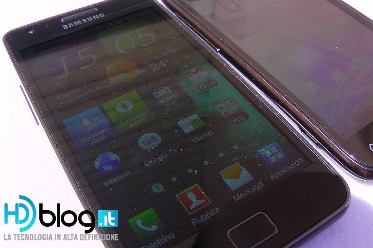 Foto de Samsung Galaxy SII vs. HTC Sensation (4/29)