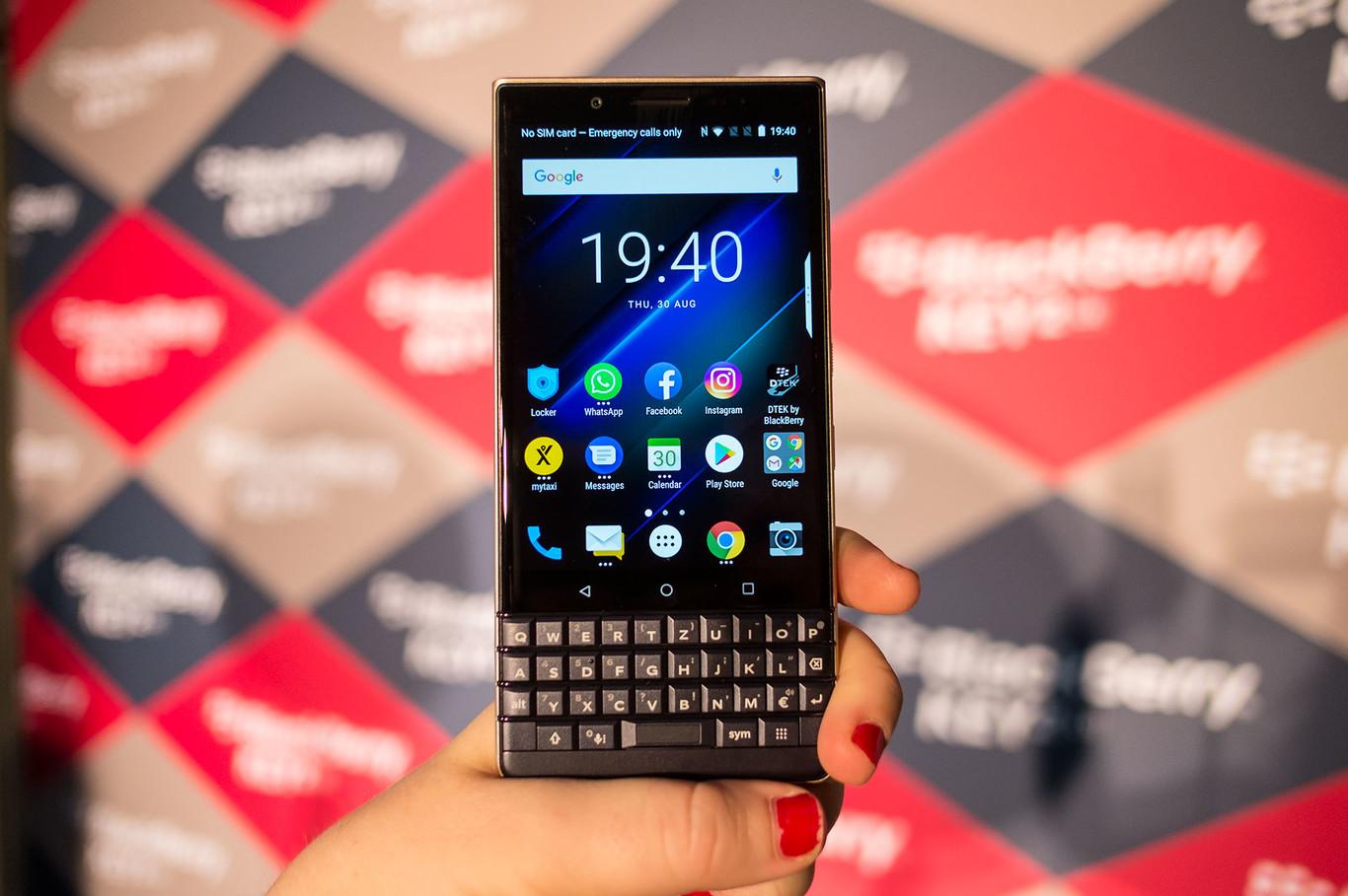 BlackBerry KEY2 LE, opiniones tras primera toma de contacto  Vídeo y