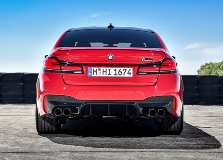 Bmw M5 Competition 2021 25