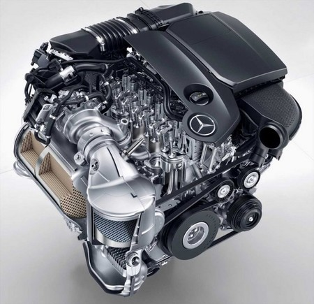 Mercedes Benz Om 654 Motor Diesel