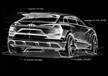 Audi Quattro E Tron Concept 2