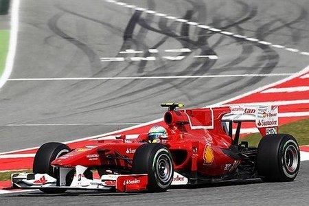 GP de España 2010: Fernando Alonso saldrá cuarto, con un ritmo similar a los McLaren